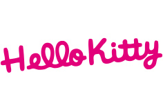 Hello kitty quality for kids logo